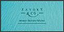 Savory & Company