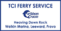 Private Charters, Ferry Service