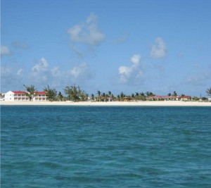 The Bohio Resort on Grand Turk sprawls along secluded Pillory Beach.