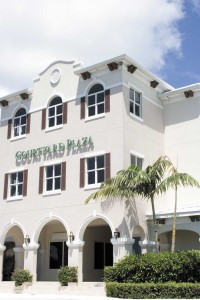 The Courtyard Plaza is TCI's premier professional center.