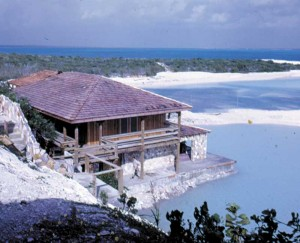 Early 1970s photo of The Third Turtle Inn in Turtle Cove