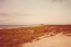 Grace Bay Beach circa 1970