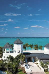 The Veranda expands along Grace Bay Beach in Providenciales.