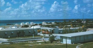 Photo of South Base in 1963