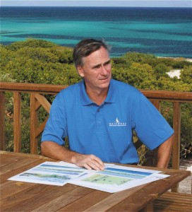 Sailrock South Caicos developer Ted Weldon