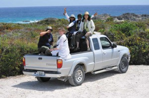 Birding field trip to Middle Caicos