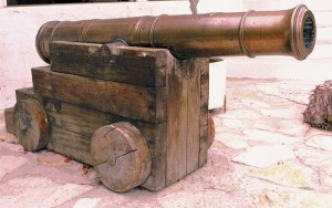 Governor's Cannon