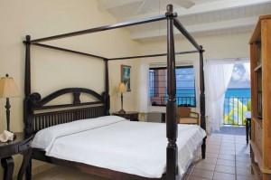 Osprey Beach Hotel beachfront suite