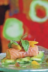 Sushi at P23