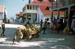 Front Street fresh market