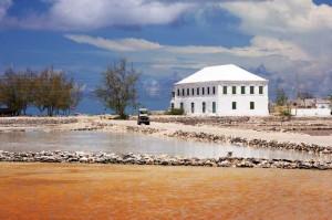 Salt Cay's White House