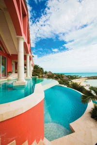 Villa Mani infiniti pool