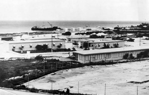 Grand Turk South Base 1958