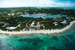 The Dunes Villas are in front of Smith's Reef, a popular snorkeling spot.