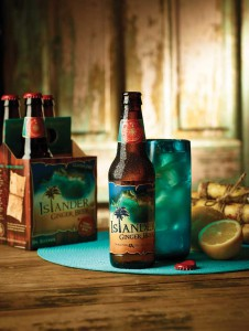 Islander Ginger Beer  is based on a recipe rich in TCI history and tradition.