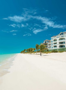 The new Shore Club is well under construction on Long Bay Beach.