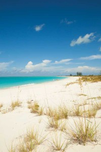 Pine Cay's two-mile stretch of beach is among the Caribbean's finest.