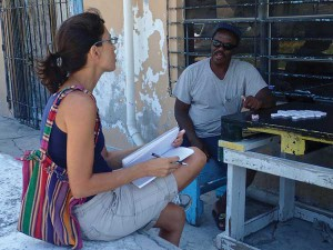 Marta Calosso interviews Chris Hall about historical changes in the fisheries.