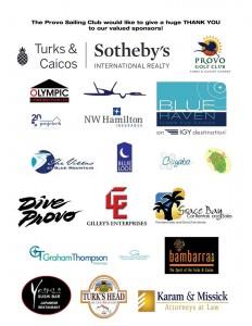 Provo Sailing Club sponsors
