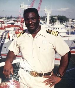 Captain Willard E. Kennedy