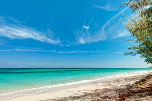 The quiet beaches of North Caicos are part of the island's beloved lifestyle.