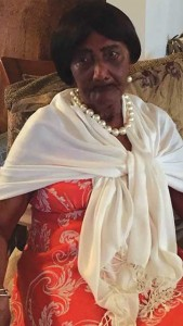 Marjorie Basden still loves in South Caicos at the age of 92.