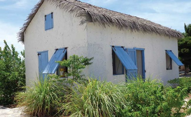 The Caicos Heritage House acts as a touchpoint to the TCI's rich cultural history.